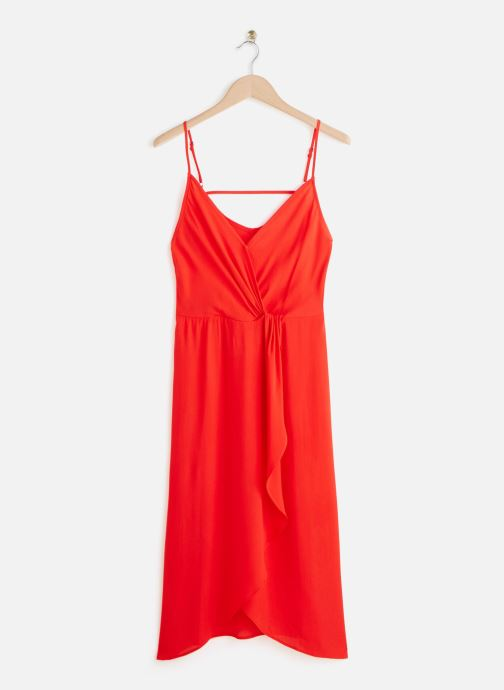 Vêtements See u soon 20121165 Rouge vue détail/paire