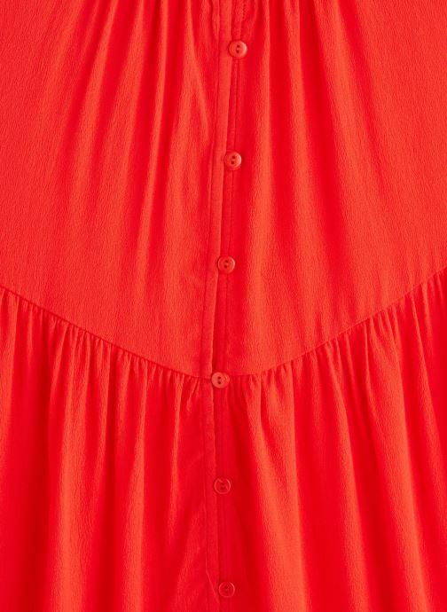 Vêtements See u soon 20112941 Rouge vue portées chaussures