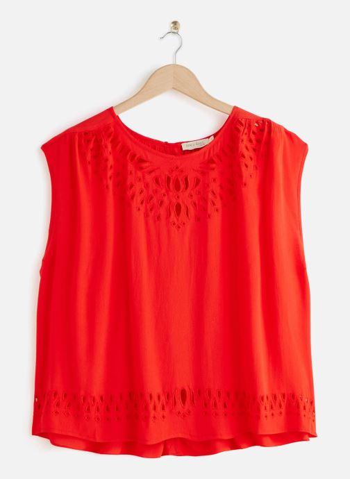 Vêtements See u soon 20112941 Rouge vue détail/paire