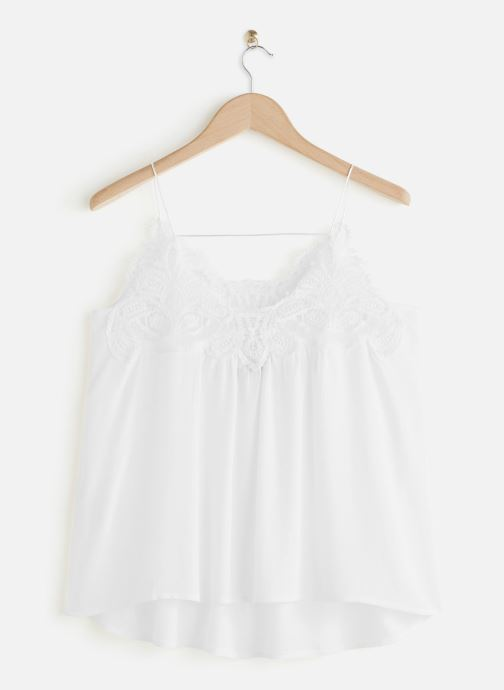 Vêtements See u soon 20111209 Blanc vue bas / vue portée sac