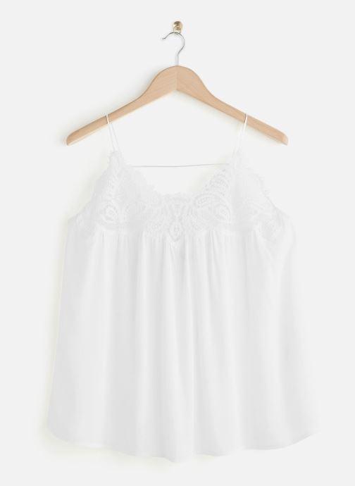 Vêtements See u soon 20111209 Blanc vue détail/paire