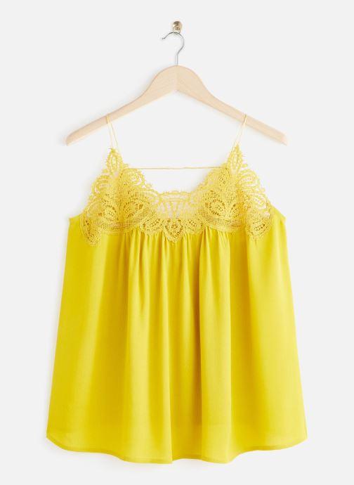 Vêtements See u soon 20111209 Jaune vue détail/paire