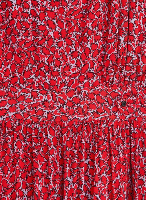 Vêtements See u soon 20122139 Rouge vue portées chaussures