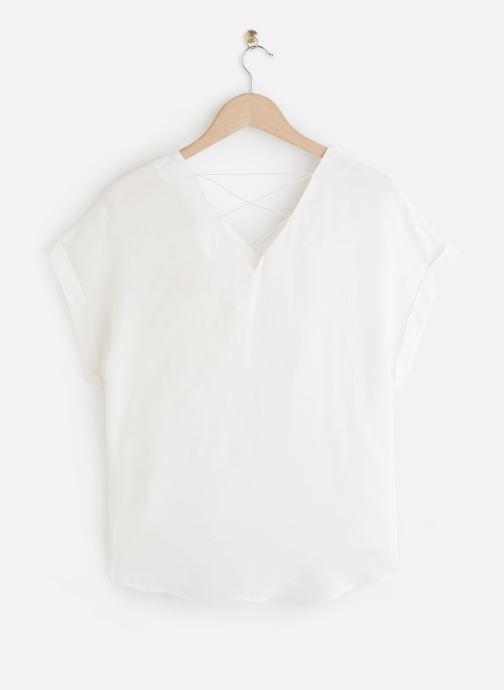Vêtements See u soon 20112106 Blanc vue bas / vue portée sac