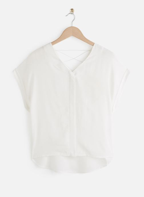Vêtements See u soon 20112106 Blanc vue détail/paire
