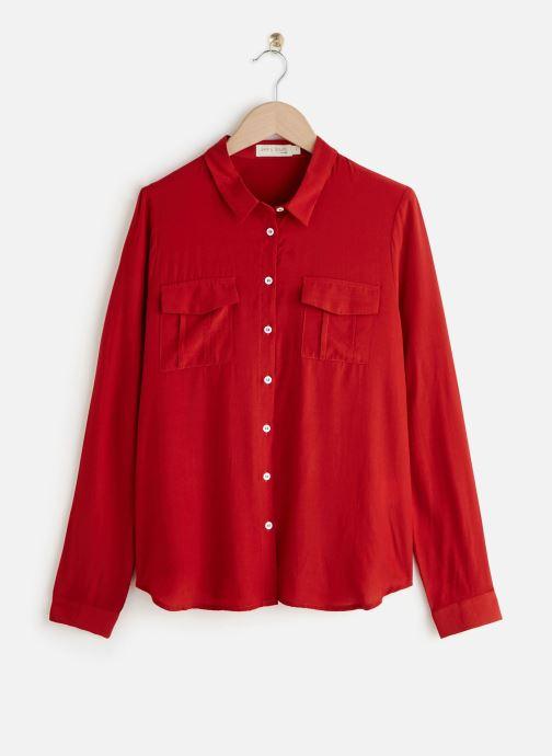Vêtements See u soon 20111917 Rouge vue détail/paire