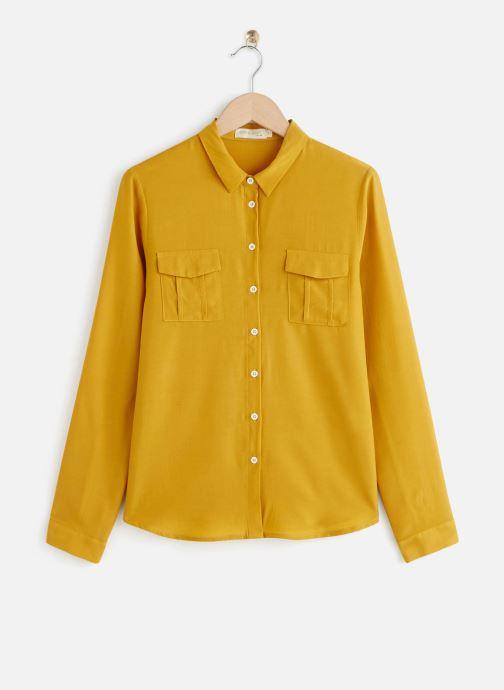 Vêtements See u soon 20111917 Jaune vue détail/paire