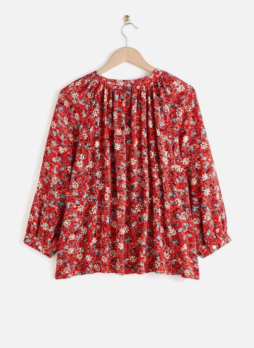 Vêtements See u soon 20111217 Rouge vue bas / vue portée sac