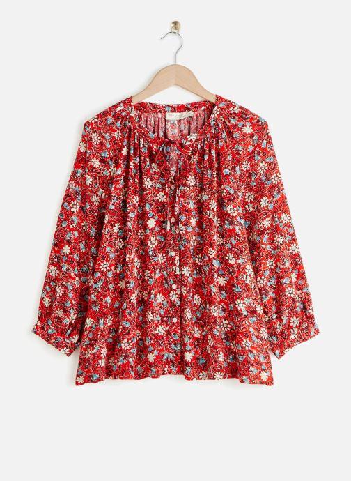 Vêtements See u soon 20111217 Rouge vue détail/paire