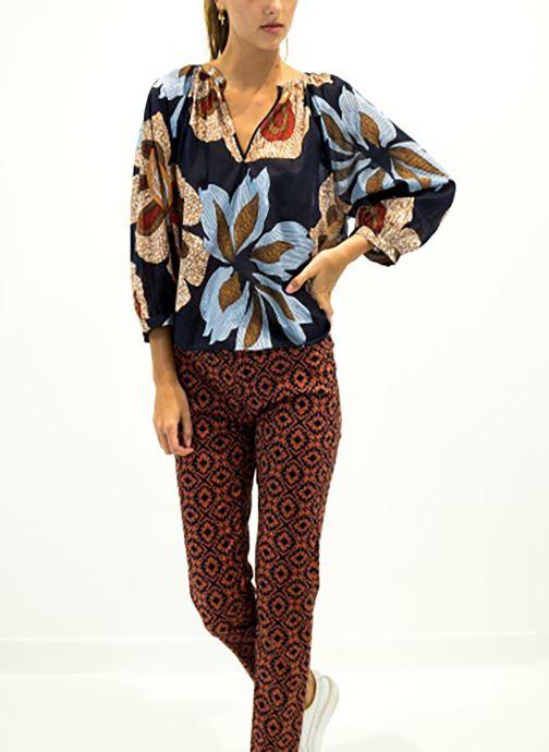 Vêtements See u soon 20141055 Orange vue face