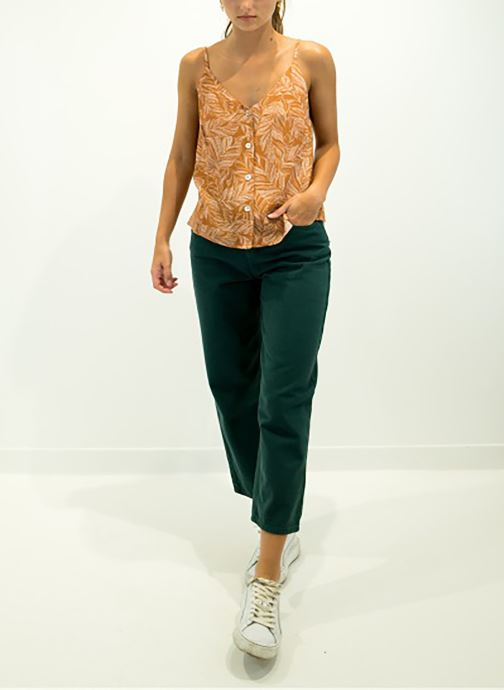 See U Soon Top - 20112143 (orange) Vêtements(440310)
