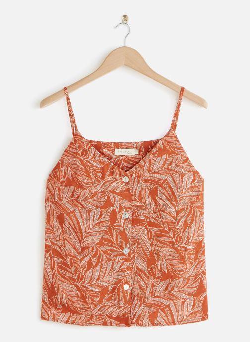 Vêtements See u soon 20112143 Orange vue détail/paire