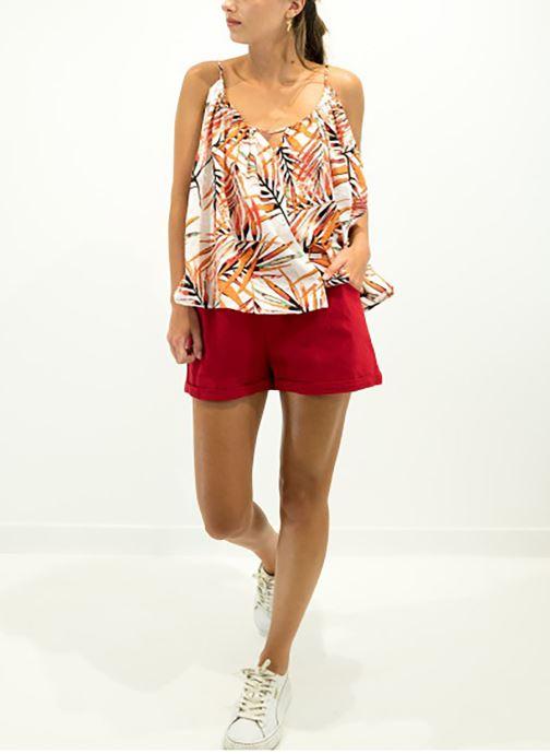 See u soon Top - 20112070 (Orange) - Vêtements chez Sarenza (440319) CbsRG