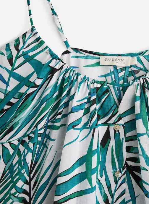 See u soon Top - 20112070 (Vert) - Vêtements chez Sarenza (440320) gJADo
