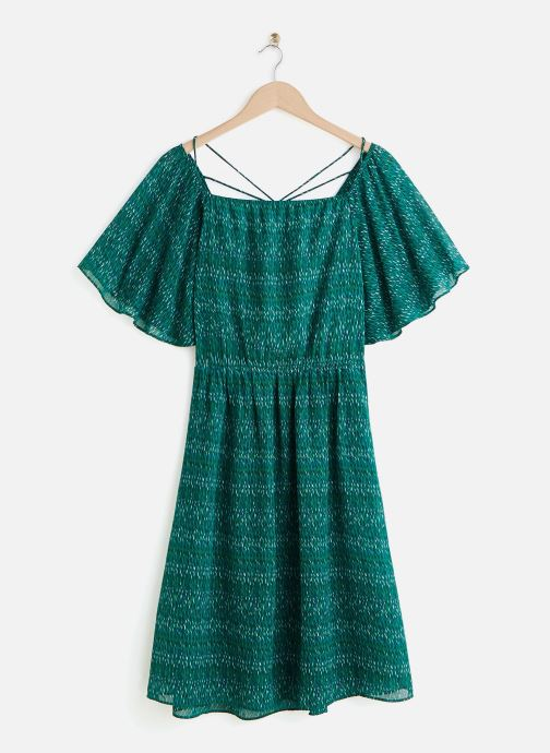 Vêtements See u soon 20121247 Vert vue détail/paire