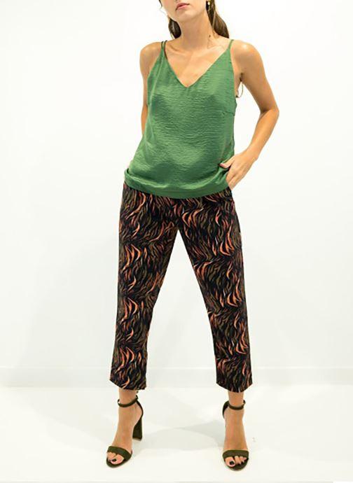 Vêtements See u soon 20112111 Vert vue face