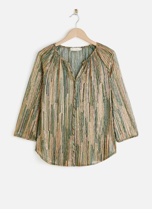 Vêtements See u soon 20112137 Vert vue détail/paire