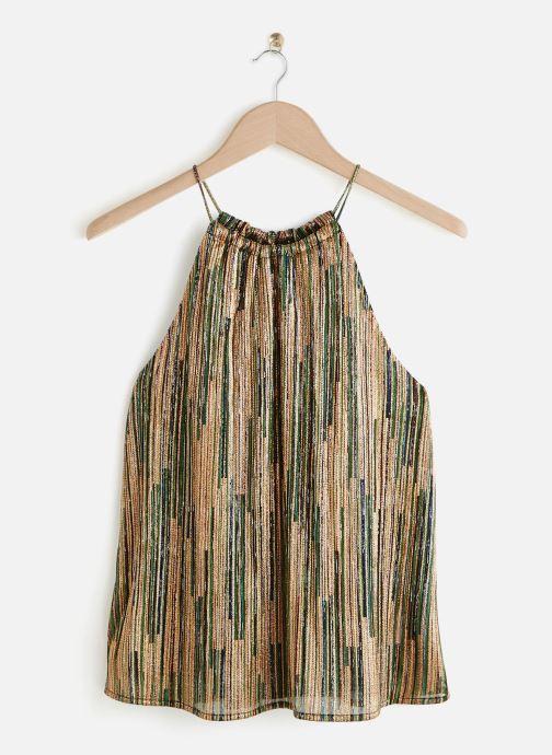 Vêtements See u soon 20111184 Vert vue détail/paire