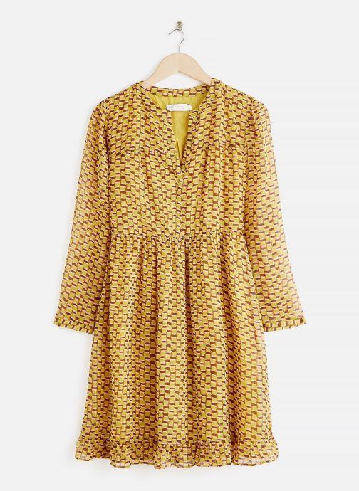 Vêtements See u soon 20121193 Vert vue détail/paire
