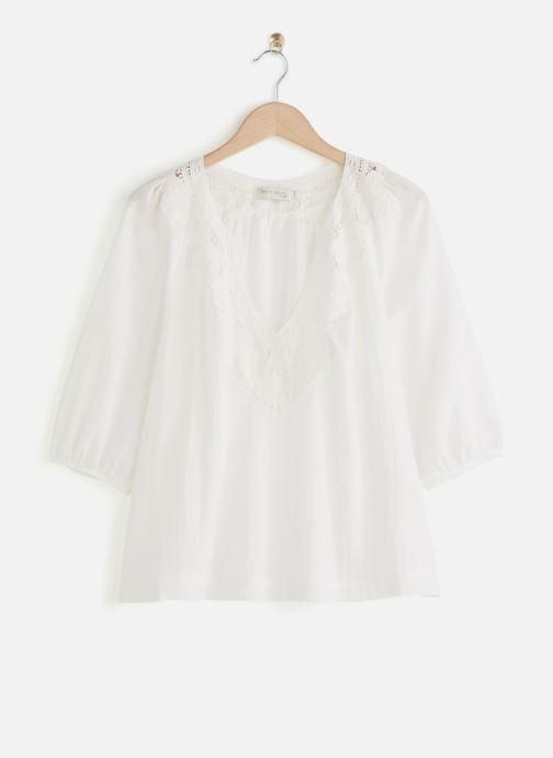 Vêtements See u soon 20119073B Blanc vue détail/paire