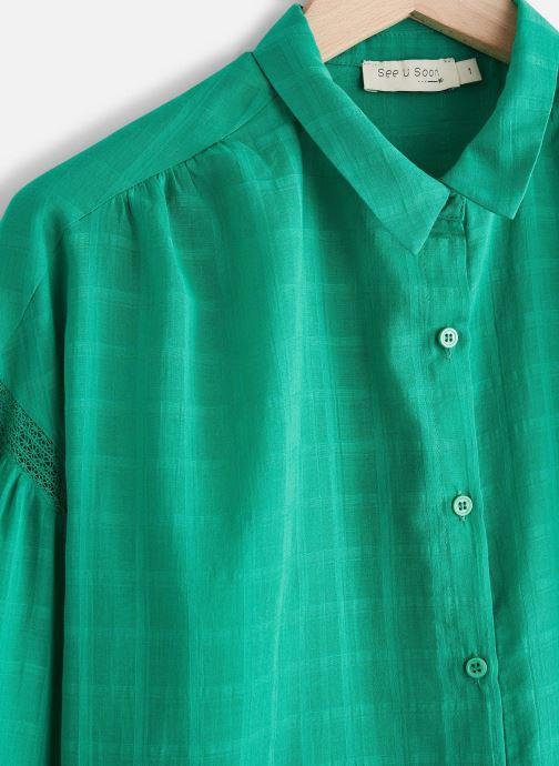 See u soon Blouse - 20119116B (Vert) - Vêtements chez Sarenza (440364) 4qg9Y