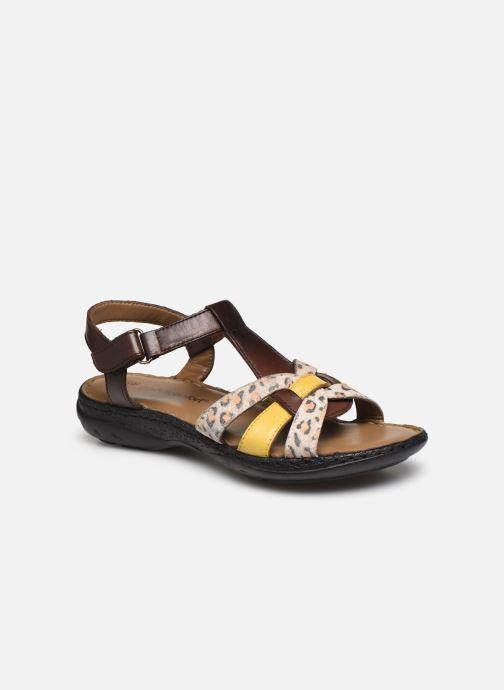 Sandalias Mujer Timéo - Sandales d'été cuir ultra légères