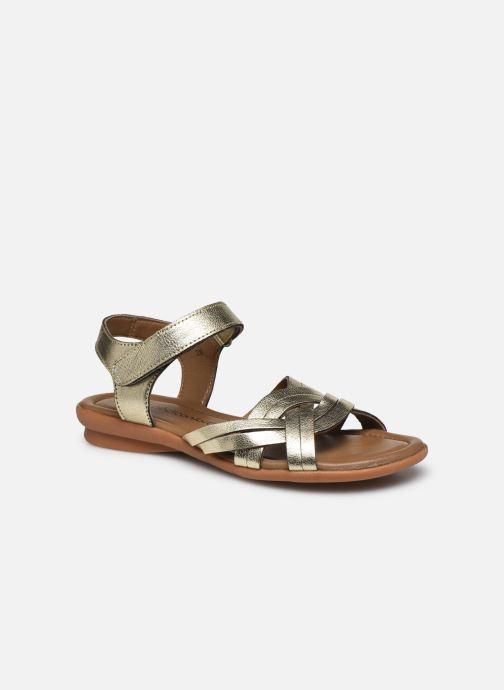 Sandalias Mujer Julies - Sandales cuir, grande largeur