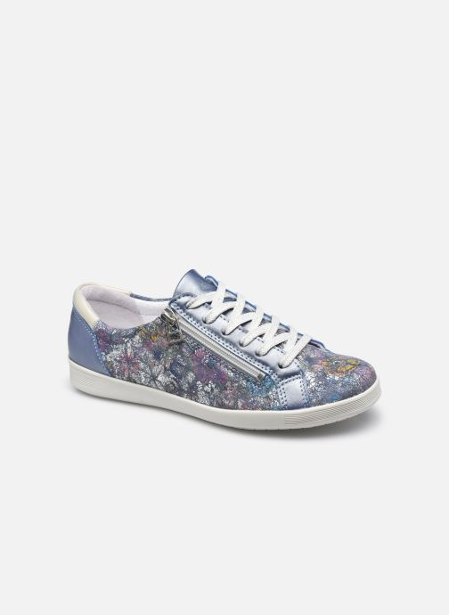 Baskets - Lola - Derby en cuir, semelle amovible