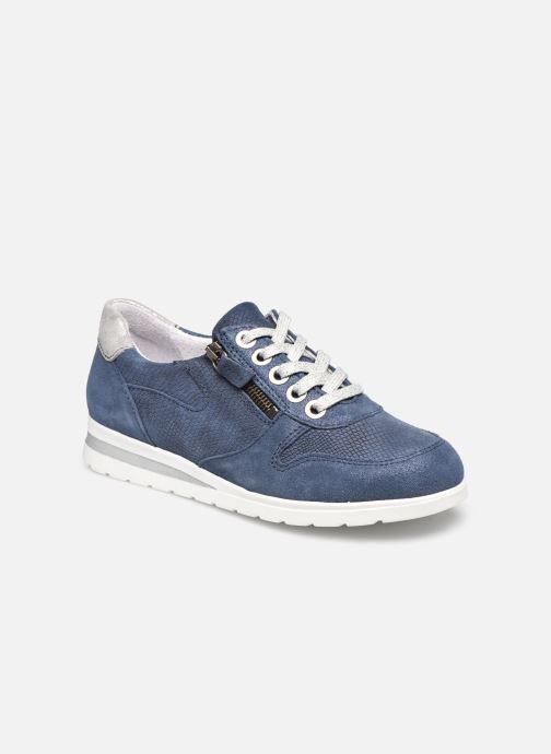 Sneakers Kvinder June - Baskets avec zip côté aérosemelle amovible