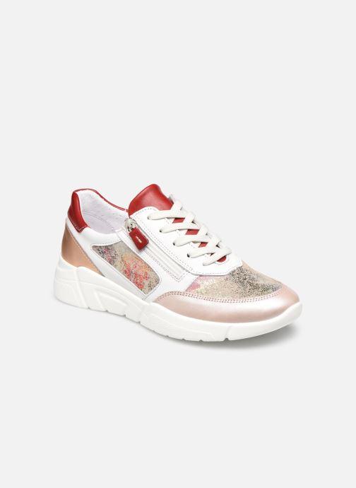 Sneakers Dames Charlie - Baskets avec zip côté, aérosemelle amovible