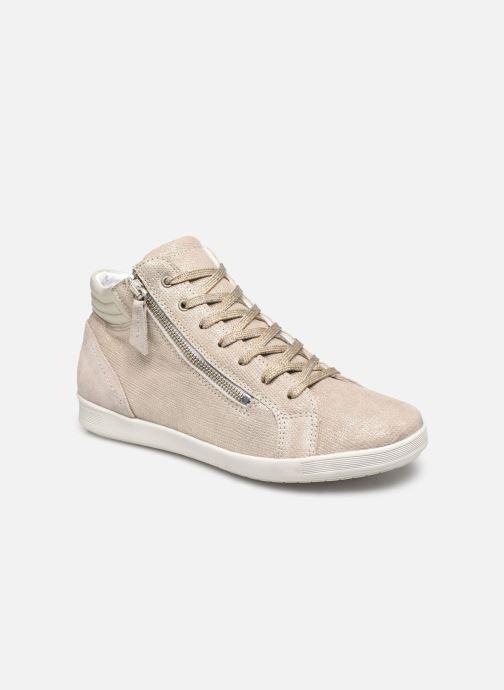 Sneakers Dames Mélanie - Derby en cuir, aérosemelle