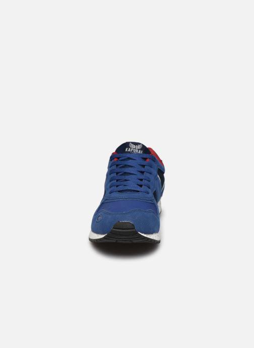 Baskets Kaporal Dalopy Bleu vue portées chaussures