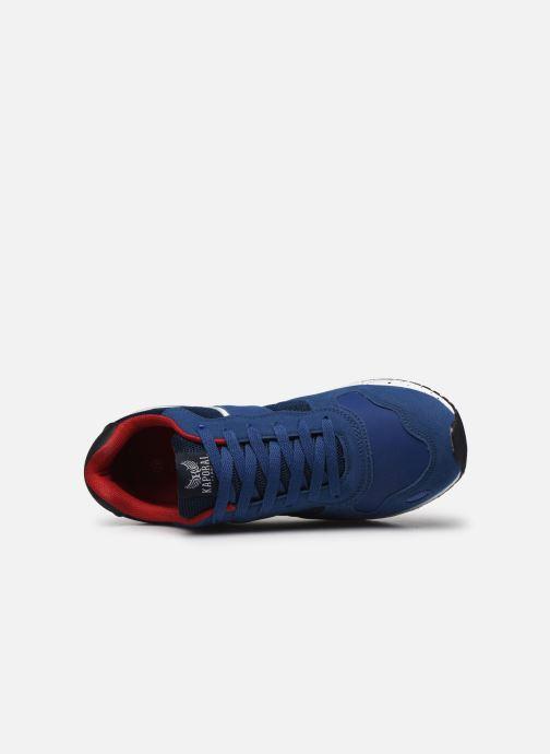 Sneakers Kaporal Dalopy Blå se fra venstre