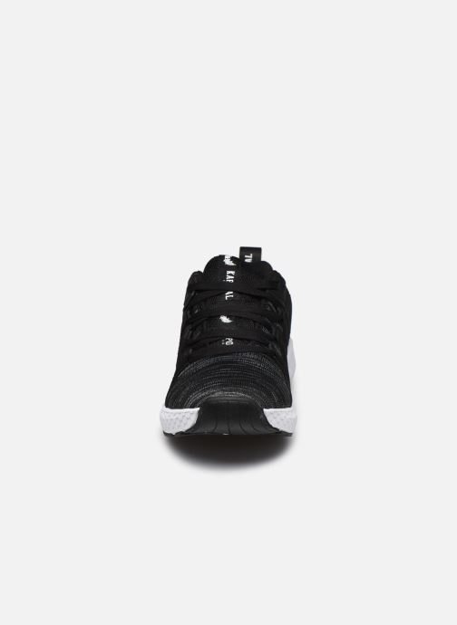 Baskets Kaporal Distol Noir vue portées chaussures