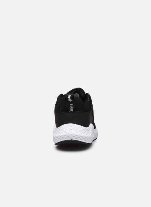 Sneakers Kaporal Distol Nero immagine destra