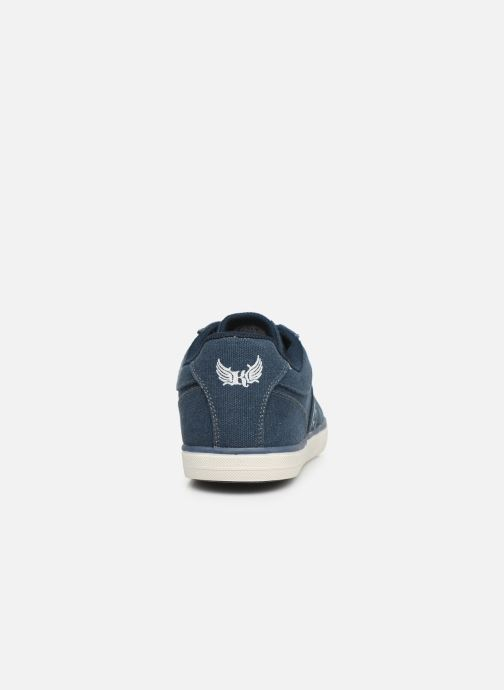 Baskets Kaporal Donova Bleu vue droite