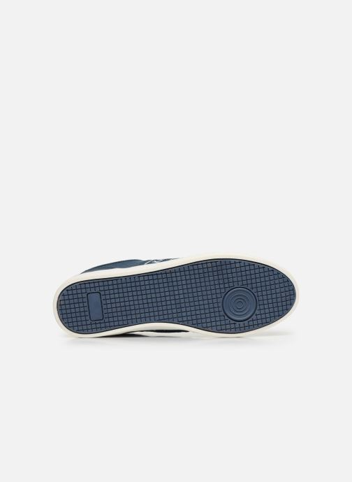 Baskets Kaporal Donova Bleu vue haut