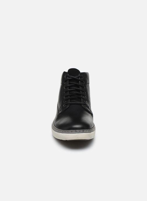 Bottines et boots Kaporal Garlin Noir vue portées chaussures