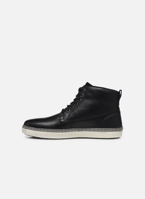 Bottines et boots Kaporal Garlin Noir vue face