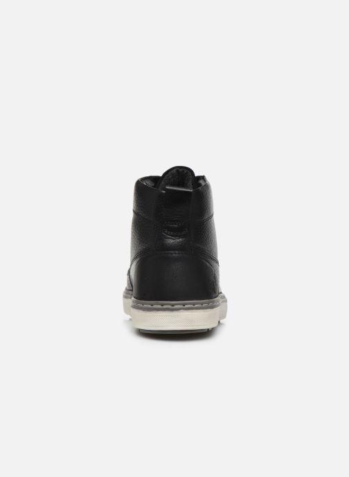 Bottines et boots Kaporal Garlin Noir vue droite