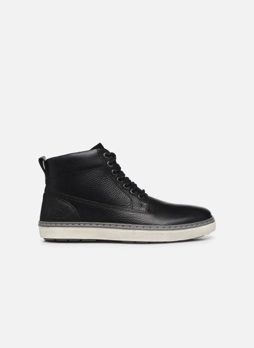 Bottines et boots Kaporal Garlin Noir vue derrière