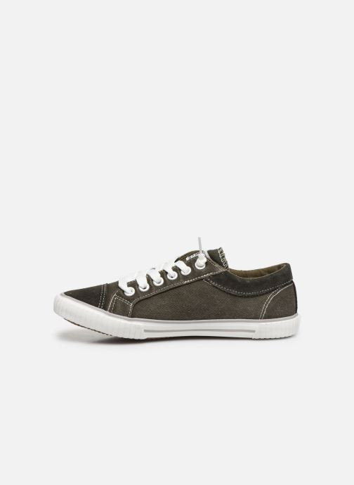 Sneakers Kaporal Odessa W Verde immagine frontale