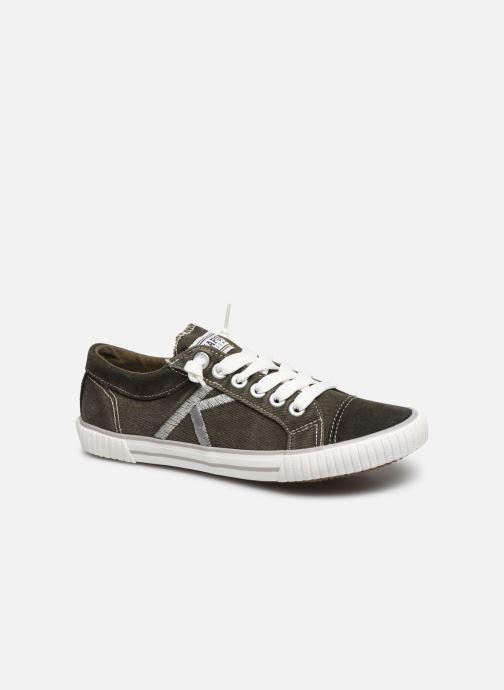 Sneakers Kaporal Odessa W Groen detail