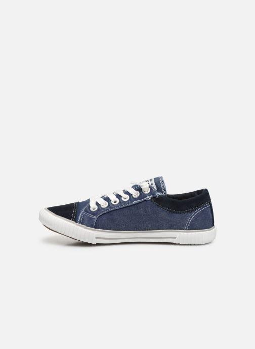 Sneakers Kaporal Odessa W Blauw voorkant