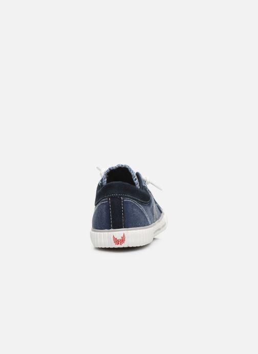 Sneakers Kaporal Odessa W Azzurro immagine destra