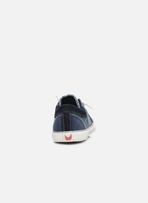 Sneakers Kaporal Odessa W Blauw rechts