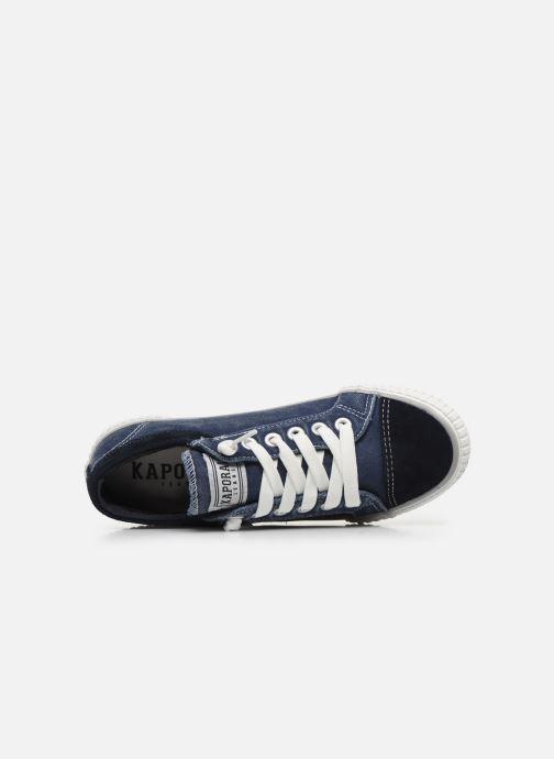 Sneakers Kaporal Odessa W Azzurro immagine sinistra