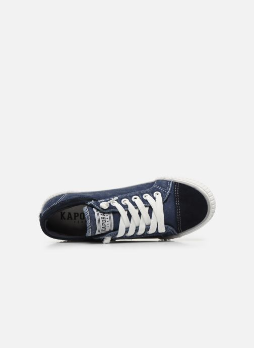 Sneakers Kaporal Odessa W Blauw links
