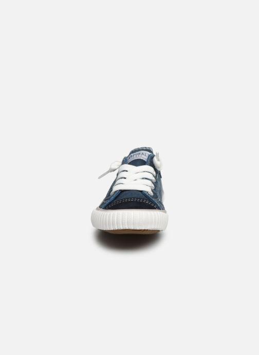 Baskets Kaporal Odessa K Bleu vue portées chaussures