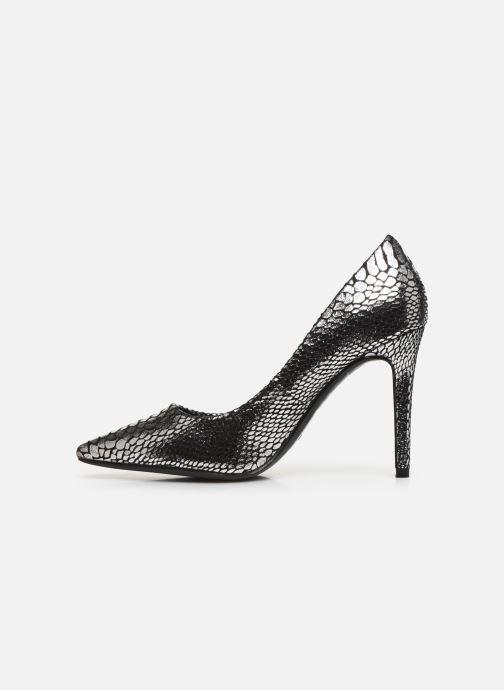 Zapatos de tacón Kaporal Rimelle Plateado vista de frente